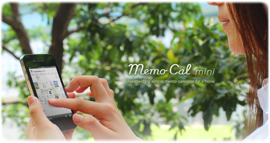 MemoCal mini